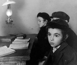 Žydų mokiniai