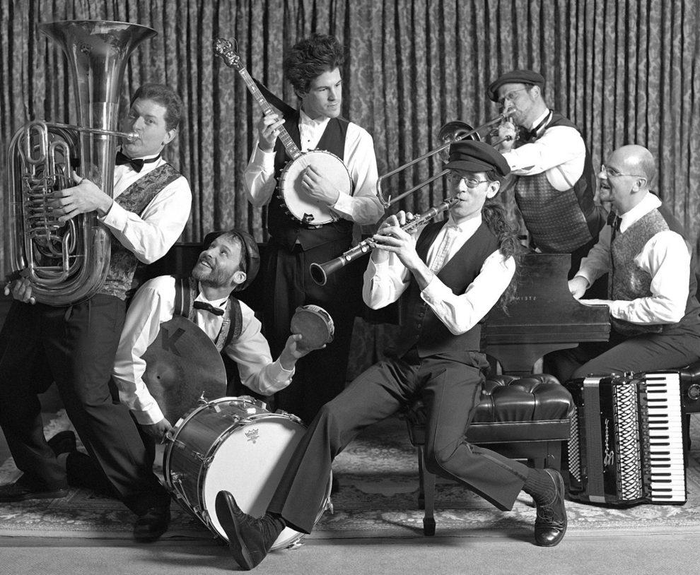 Klezmerių muzikavimas