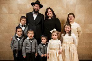 Tradicinės žydų šeimos sudėtis