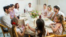Tradicinių žydų šeimų santykiai su giminėmis