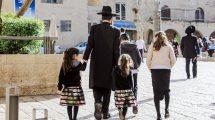 Vyro ir žmonos pareigos žydų šeimoje