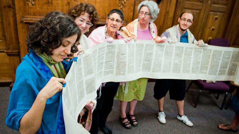 Žydų religinė tapatybė