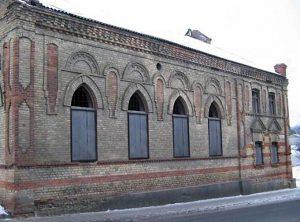 Alytaus sinagoga (šiaurinė pusė)