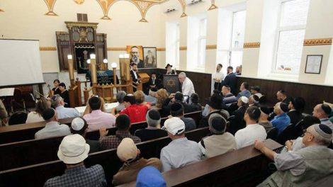 Apeigos Sinagogoje