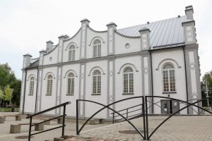 Baltoji sinagoga (Joniškis)