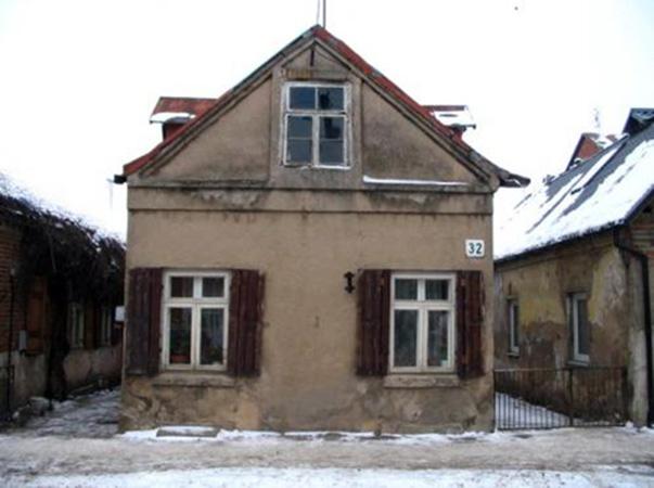 Buvęs žydo prekybininko namas Kauno g. 32