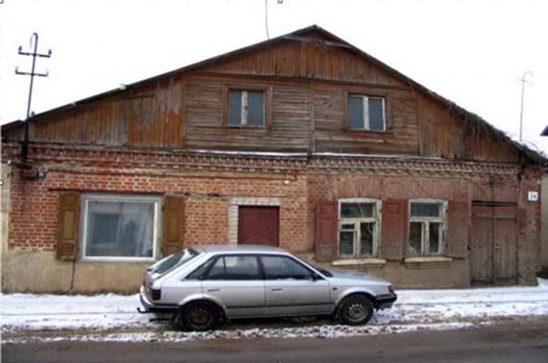 Buvęs žydo prekybininko namas Kauno g. 34