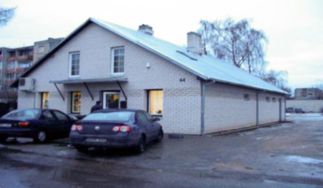 Buvusi žydų pradžios mokykla Klaipėdos g. 44