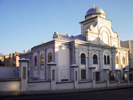 Choralinė sinagoga Ožežkienės g. 17