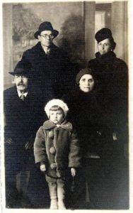 Cimermanų šeima Alytuje