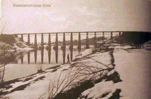 Eisenbahnbrücke olita