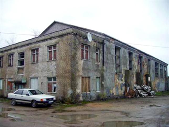 Eišiškių sinagogos pastatas