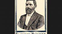 Eljakumas Cunzeris (Eliokum Zunser) Poetas satyrikas