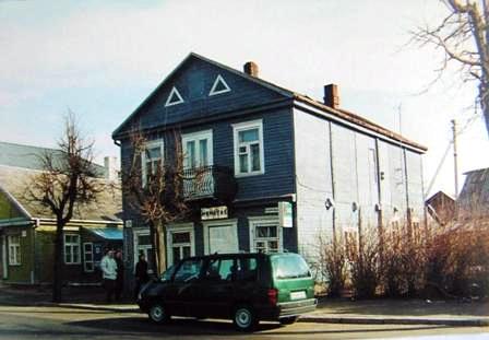 Feldmano viešbutis - restoranas