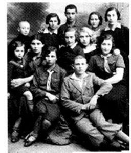 HaShomer HaTzair nariai 1933m.