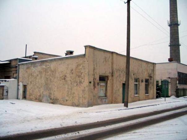 Buvusios Jonavos sinagogos dalis Klaipėdos g. 28