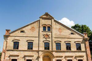 Mūrinė Alytaus miesto sinagoga