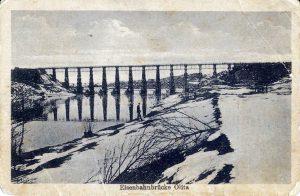 Pėsčiųjų tiltas Alytuje