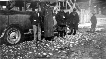 Pirmasis Feldmano Autobusas