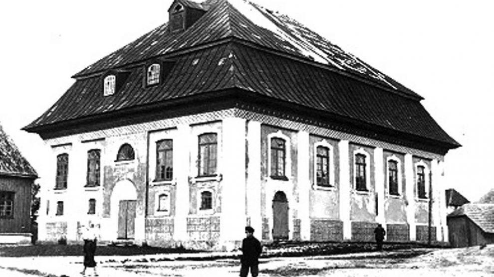 Salantų sinagoga