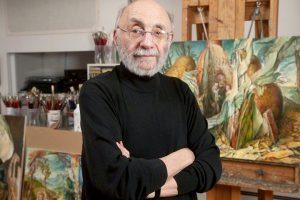 Samuelis Bakas (Samuel Bak) Dailininkas