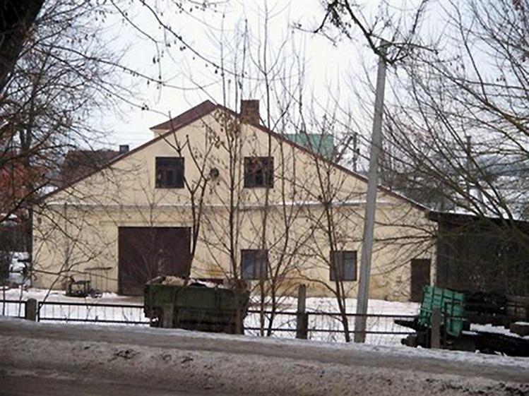 Senoji Alytaus elektrinė
