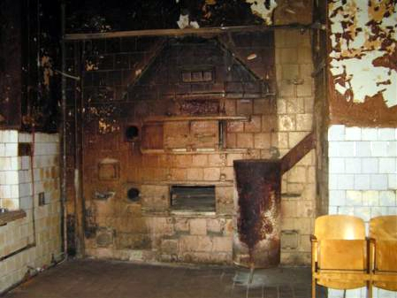 Senoji sinagoga su kepykla