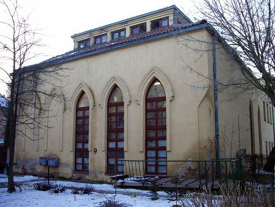 Buvusi sinagoga Daukšos g. 27