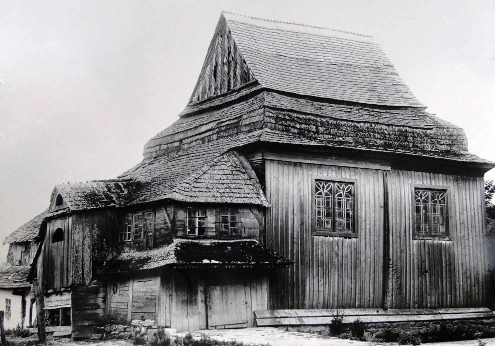Sinagogų architektūra