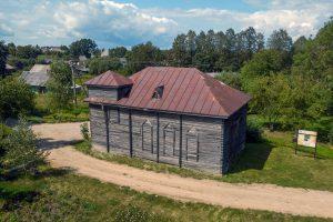 Sinagogų statymas Lietuvoje