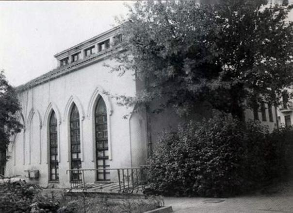 Vilijampolės sinagoga.