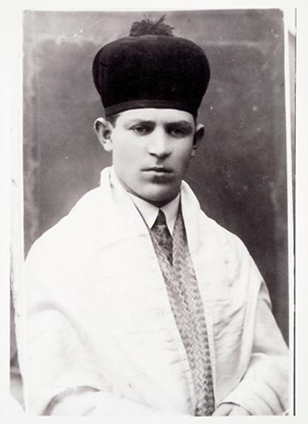 Gedalia Ginunski, iš Eišiškių štetlo kilęs kantorius (hazzan), Vilniaus kantorių kvarteto narys. Buvo ir Eišiškių beit midrašo kantorius. 1941 m.
