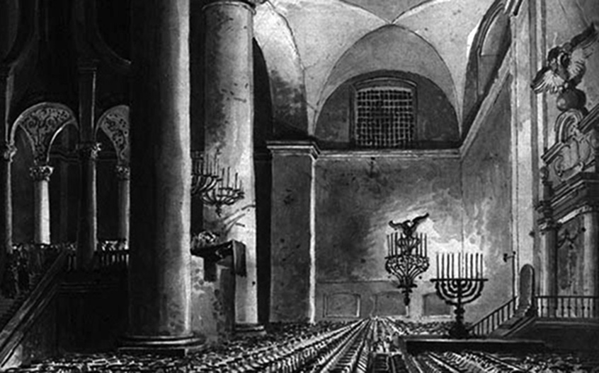 Vilniaus sinagogos vidus