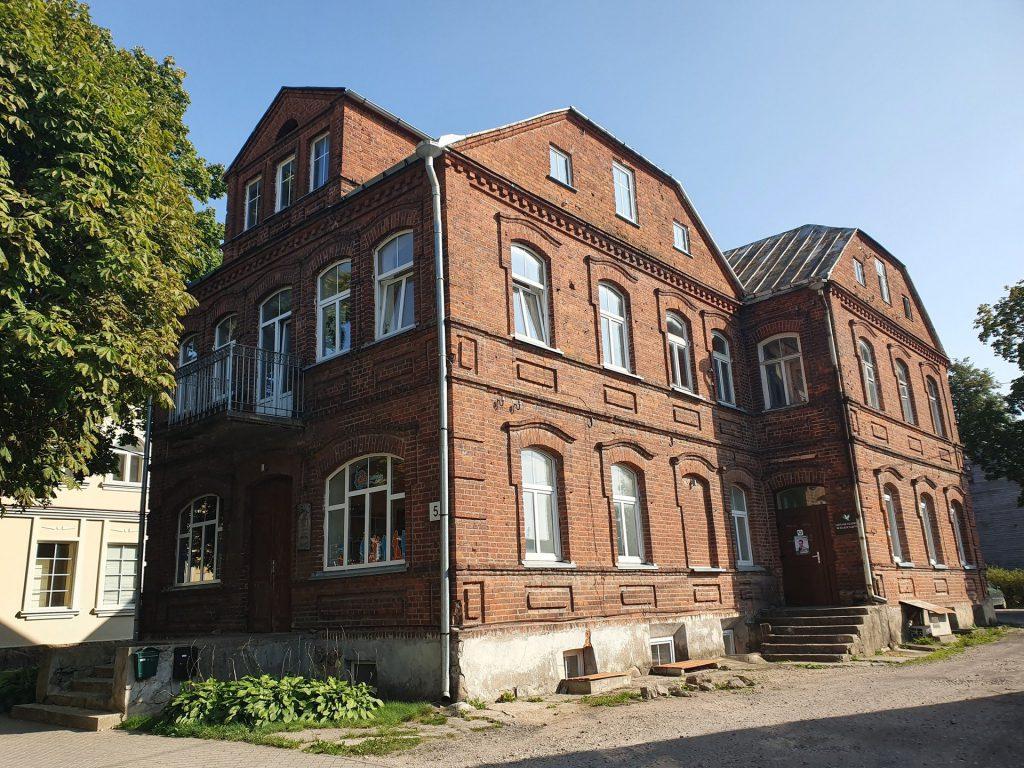 Žydų liaudies banko pastatas