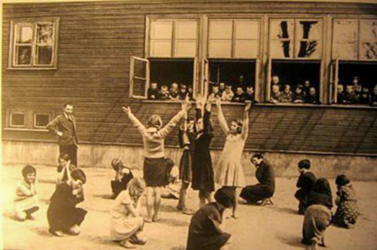 Žydų mokykla Alytuje