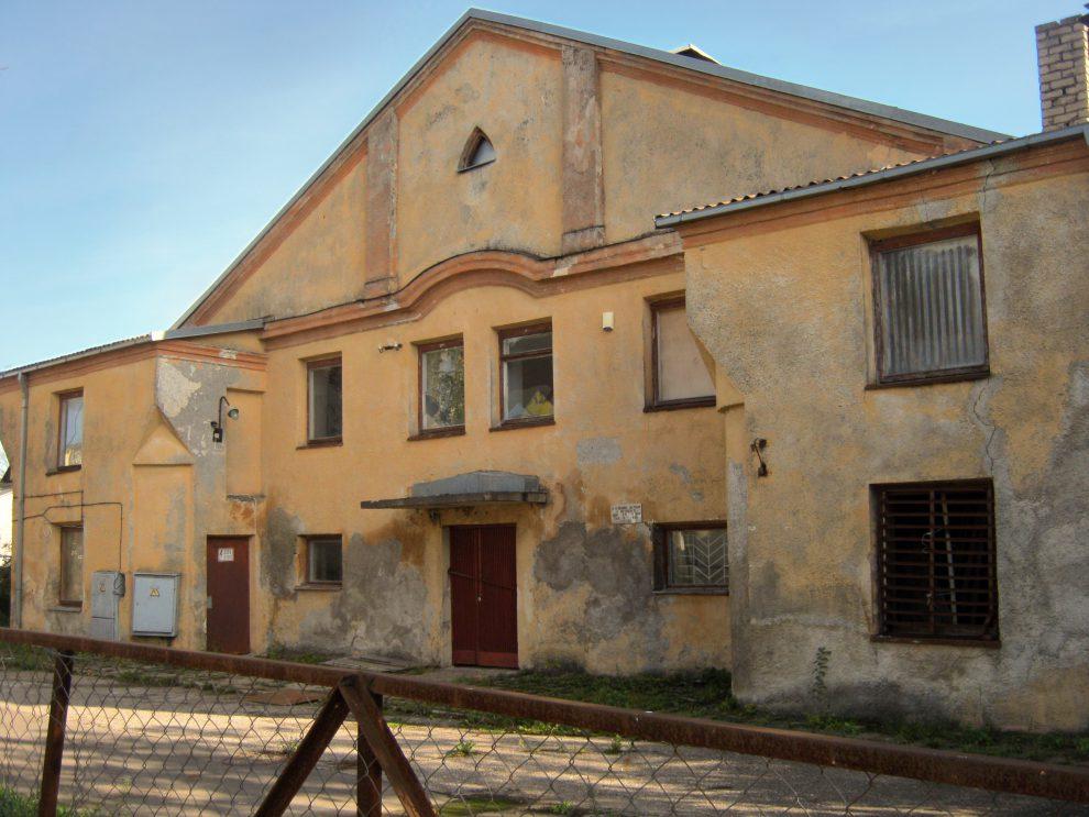 Žydų sinagoga Jonavoje
