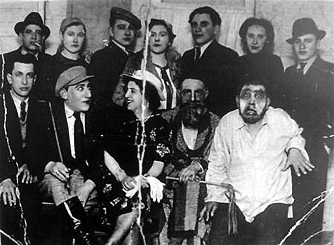 Žydų teatras